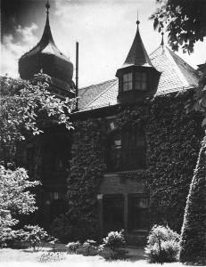 Buchenstraße 4 in Berlin-Tiergarten: Wohnhaus von Fritz Schaper und seiner Familie (im 2. Weltkrieg zerstört)