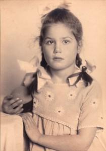 Portrait of Elisabeth Noelle (around 1923)