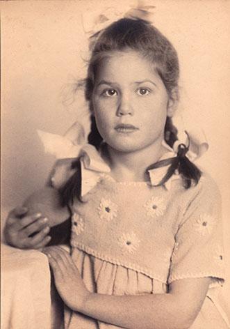 Porträt von Elisabeth Noelle (um 1921)