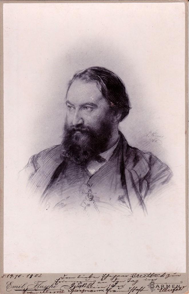 Emil Rittershaus 1872