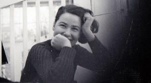 Elisabeth Noelle in Berlin (1936)