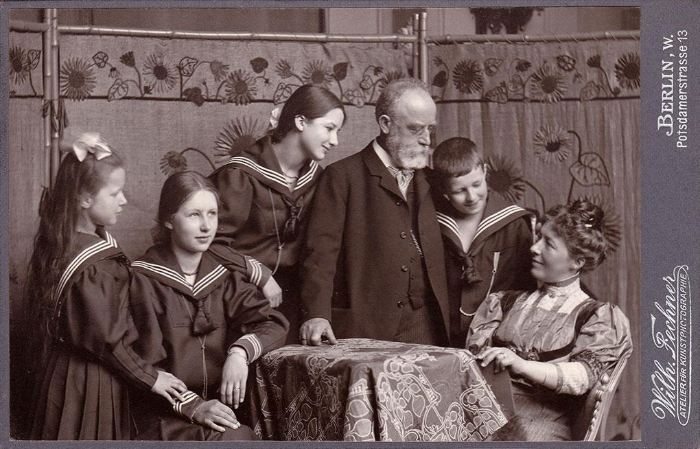 Schaper Familie 1905
