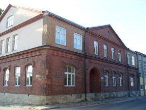 Fred von Hoerschelmanns Geburtshaus